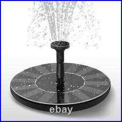 10XSolar Power Pump Pool Pond Submersible Waterfall Floating Solar Panel Water