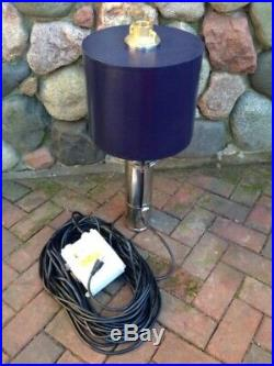 1hp Floating Fountain Aerator for Lake / Large Pond, Admiral Commercial Brand