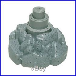 28cm Floating Rock Style Fountain for Swimming Pool or Spa. Swim Central