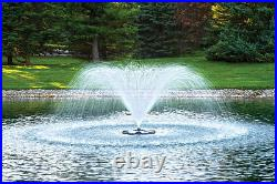 Airmax EcoSeries 1/2 HP Fountain Up to 400' Cord (PolyFlex or SS Protection)