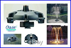 BARGAIN Oase 54019 PondJet 2400 gph Floating Water Pond Fountain with 75' cord