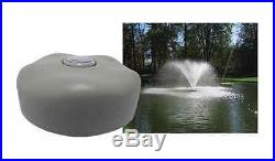 EasyPro ACF2 24 Float with Wide Umbrella Nozzle Create a DIY Pond Fountain