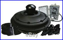 Kasco 2400SF050 xStream 1/2 HP Floating Fountain with50' cord for Pond/Lake-water