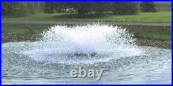 Kasco 3400AF050 Surface Aerator 3/4 HP with50' Cord- Ponds & Lakes-water fountain