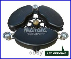 Matala Floating Aeration Fountain with 130' cord (NO Lights)