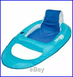 NEW SwimWays Spring Float Recliner Swim Lounger Pool or Lake Inflatable
