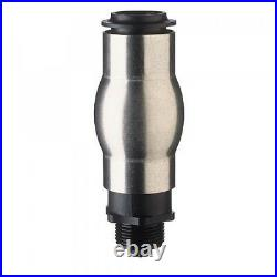 OASE Stainless Steel Foam Jet/Frothy Nozzle for PondJet & Floating Fountains