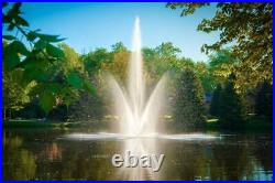 Scott Aerator Atriarch Floating Fountain 1 1/2 HP 230 V With 200 ft. Power Co