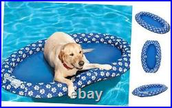 Spring Float Paddle Paws Dog Pool Float Large (65 lbs and Up)