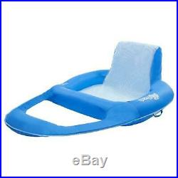 SwimWay Spring Float Recliner XL Extra Large Swim Lounger for Pool or Lake