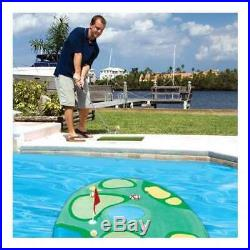 SwimWays Pro-Chip Spring Mini Golf Swimming Pool Floating Game 12210 (2 Pack)