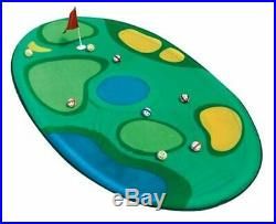 SwimWays Pro-Chip Spring Mini Golf Swimming Pool Floating Game 12210 (6 Pack)