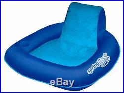 SwimWays Spring Float SunSeat Floating Pool Lounge Chair (3-Pack) 13017
