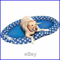 SwimWays Spring Pool Rafts & Inflatable Rideons Float Paddle Paws Dog