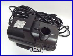 USED Oase #45383 1/4 HP Floating Fountain Kit with Led Lights for Ponds & Lakes