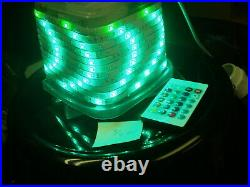 WaterCannon Pond Fountain LED Changing Color Light Kit with Photoeye 2 Center